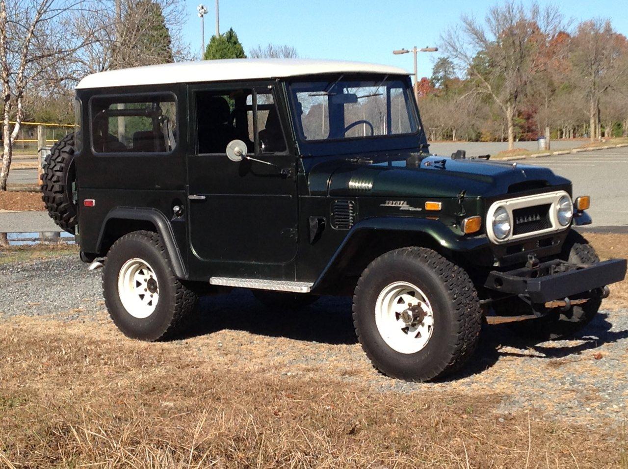 Toyota Fj40 For Sale >> 1970 FJ40 FST (NC) | IH8MUD Forum