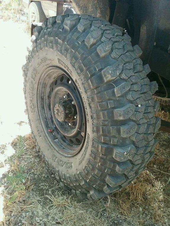 15 Inch Tires >> Tundra steelies on a bj42?   IH8MUD Forum