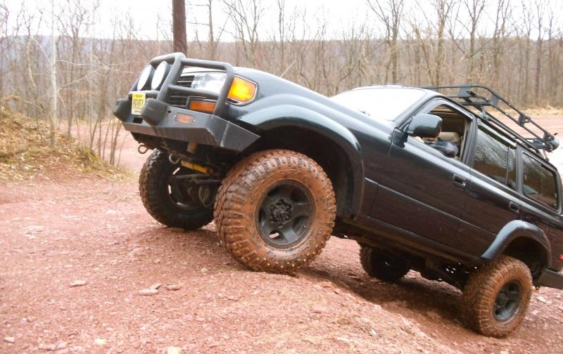 Pic Request 2 5 Inch Lift 33 Inch Tires Ih8mud Forum