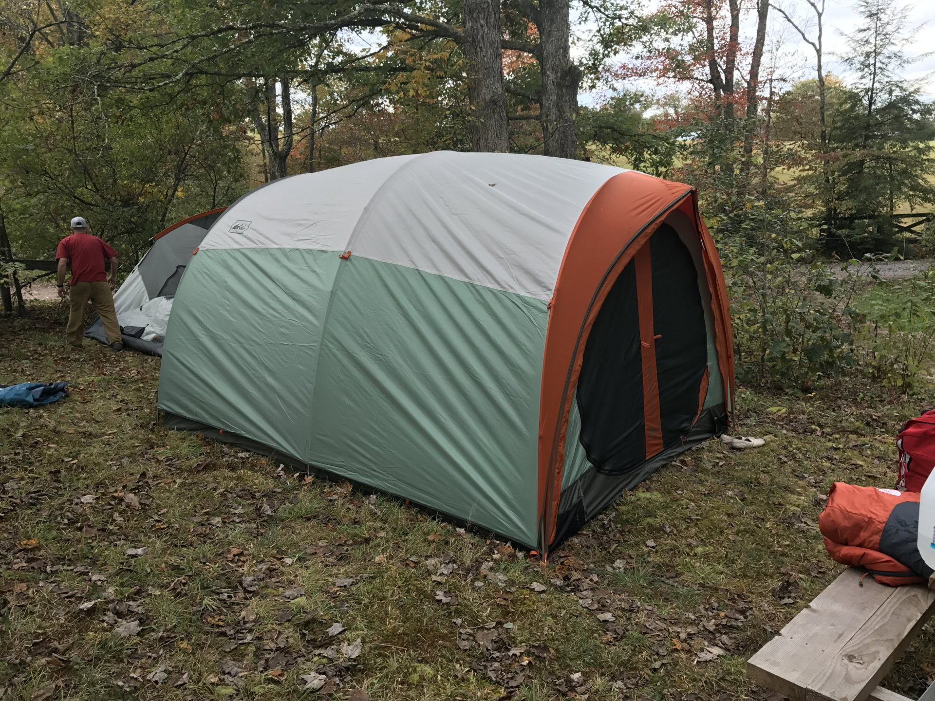 Large Family Tent Options | IH8MUD Forum