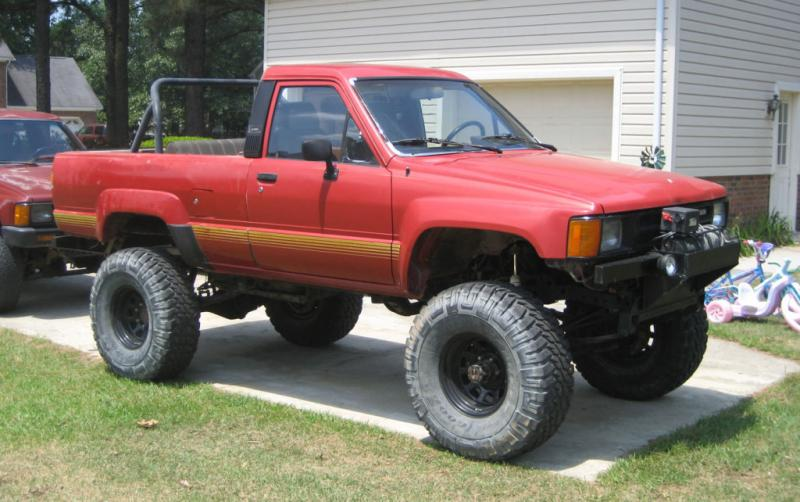 85 Runner Stock To Lifted Advice Ih8mud Forum