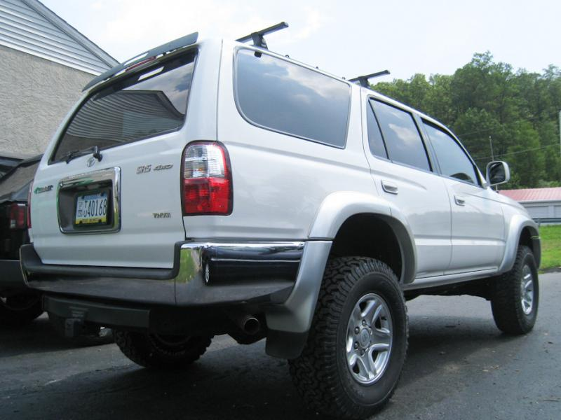 """Post your photos of 3 inch lift with 32"""" tires 