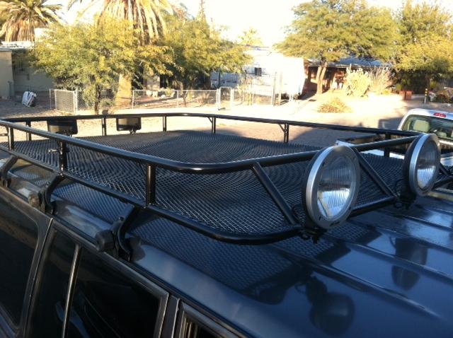 For Sale Custom Roof Rack In Tucson Ih8mud Forum