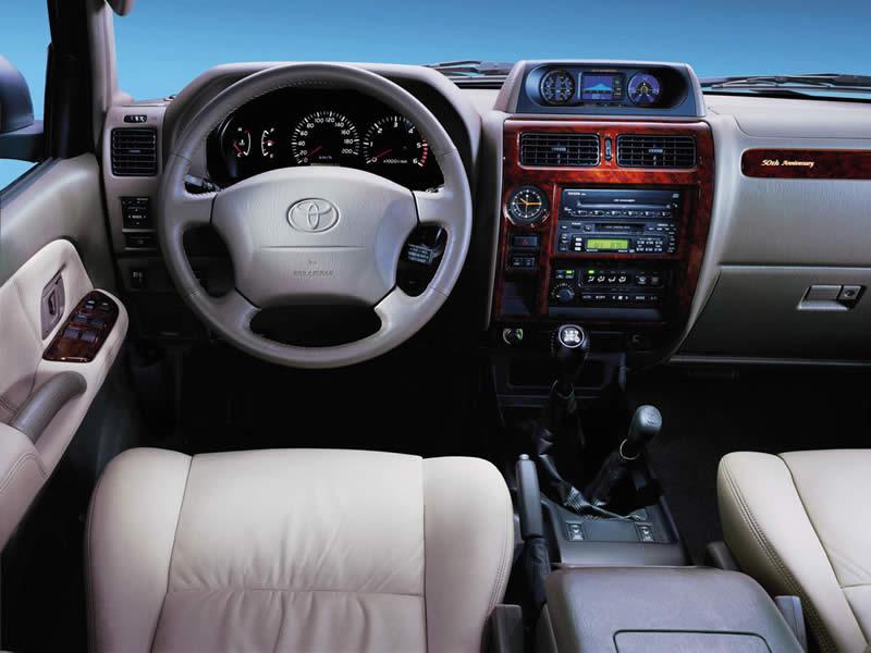 Toyota Land Cruiser Prado 90 series