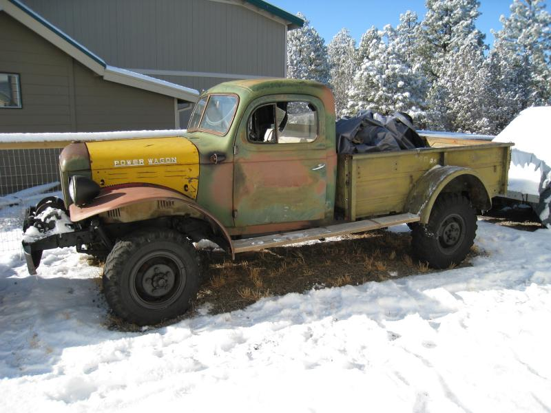 Vintage Power Wagons for sale | IH8MUD Forum