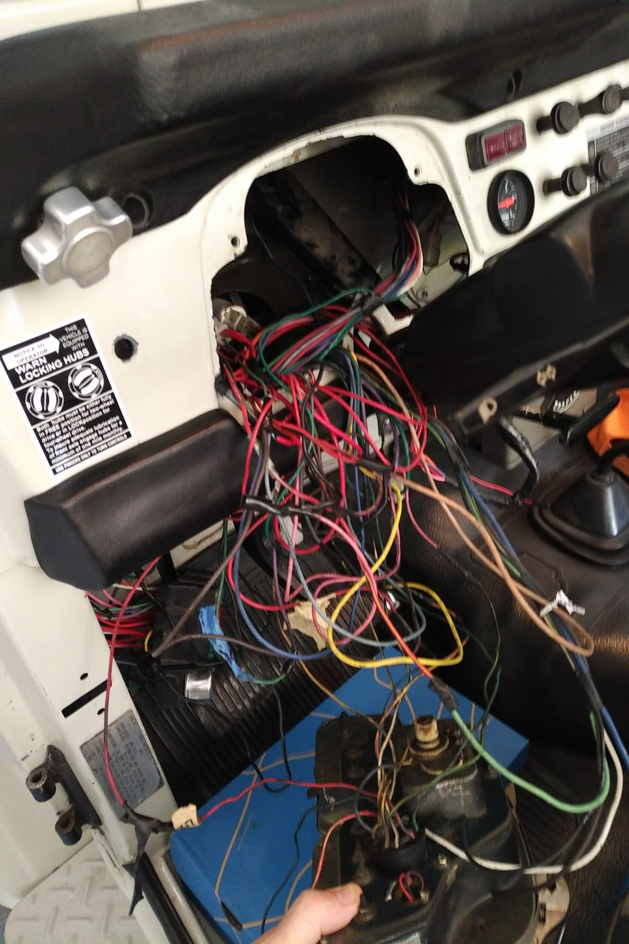 78 (Re)wiring Advice (Kwik Wire 14) | IH8MUD Forum on