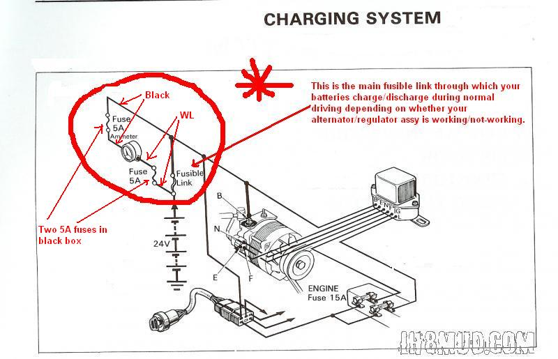 toyota bj42 wiring diagram switch diagram u2022 rh kimiss co