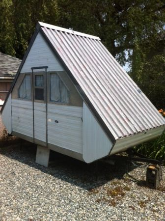 Old A Frame Tent Trailer Ih8mud Forum