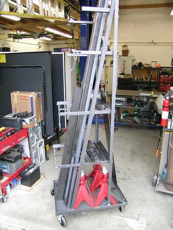 Scrap Steel Rack Ideas Wanted Ih8mud Forum