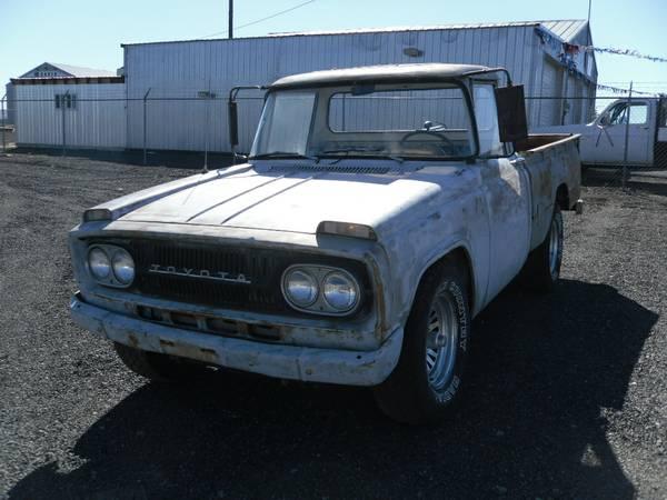 craigslist 66 Toyota Pickup $3200