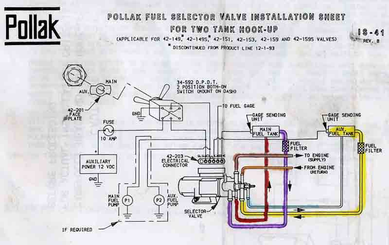 Pollak Fuel Tank Selector Valve Wiring Diagram - Great Installation on 2 speed diagram, 2 lights one switch diagram, 2 switches diagram, 2-way switch diagram, 2 switch 2 light circuit, 2 switch control panel, 2 switch fan diagram, 2 capacitors diagram, switch connection diagram,