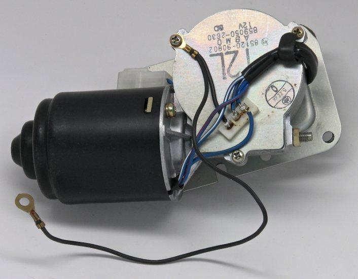 Fj40 Wiper Motor Wiring Diagram : Show your wiper motors ih mud forum