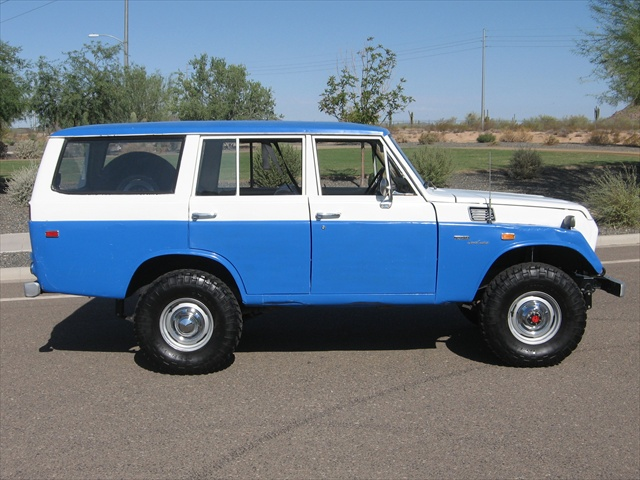 For Sale - 1970 Toyota Land Cruiser FJ55 Wagon | IH8MUD Forum