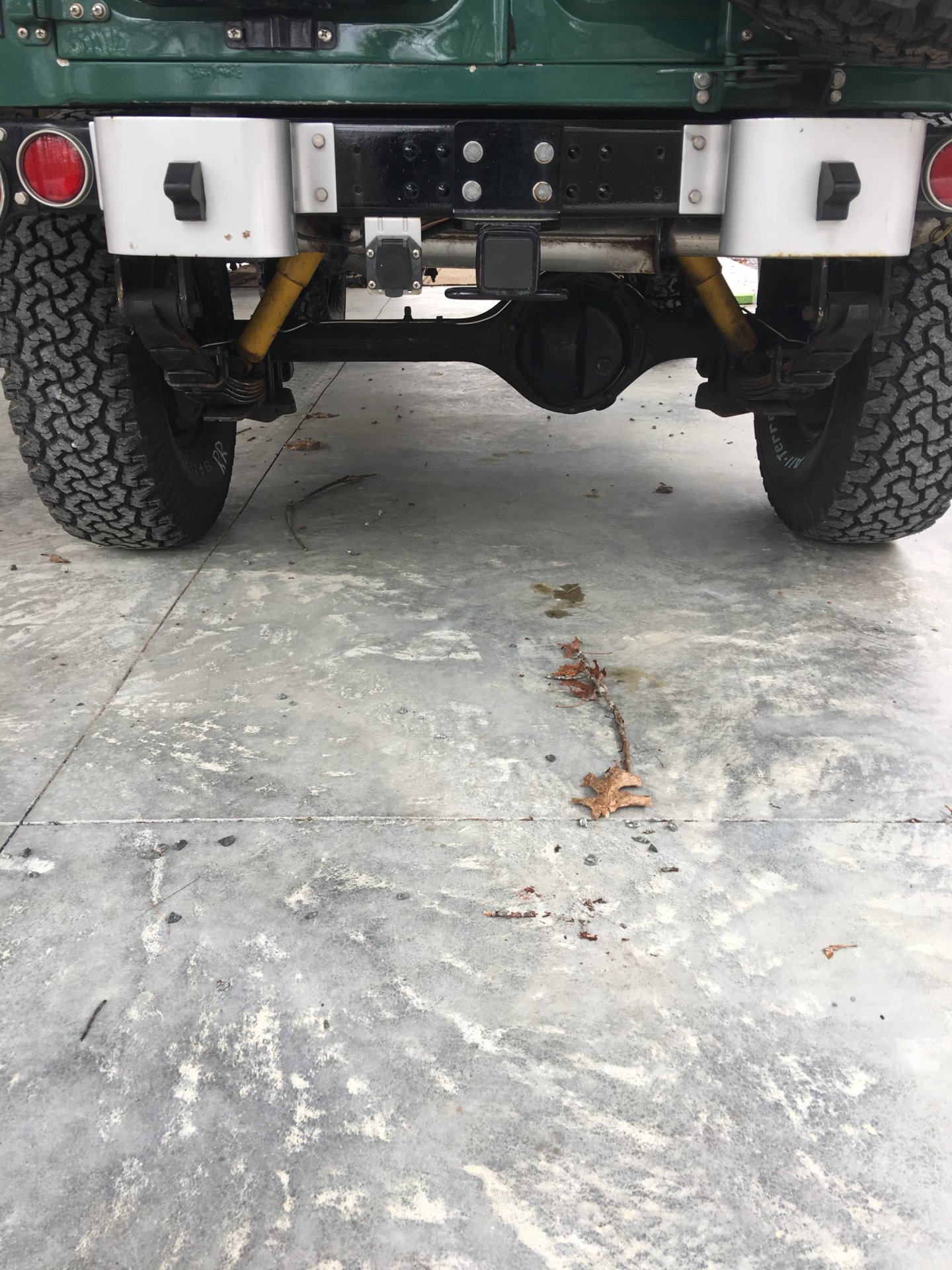 Wanted Early Fj40 Rear Step Ih8mud Forum - Imagez co