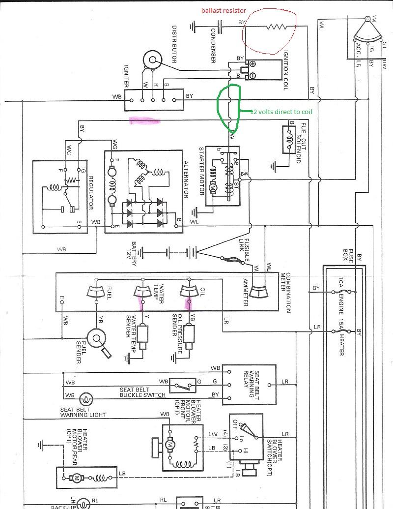 fj40 wiring diagram wiring diagram pertronix ignition wiring diagram electronic circuit