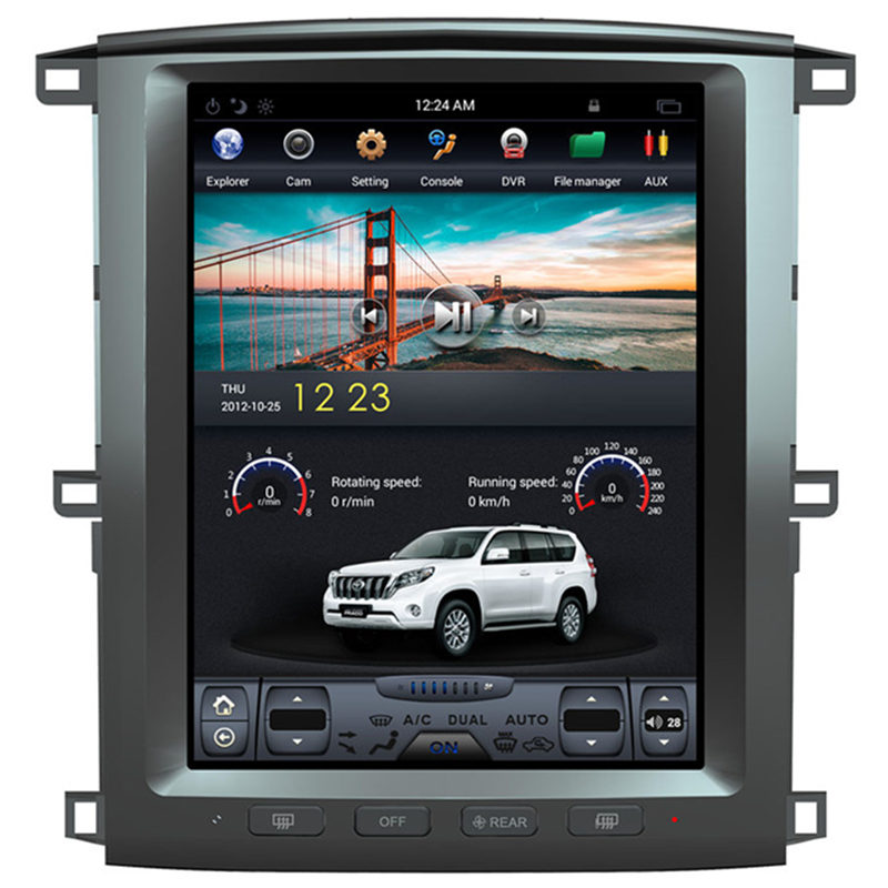 Lexus/Toyota Factory Navigation to 10