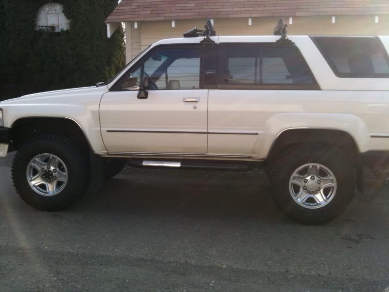 1987 toyota pickup lug pattern