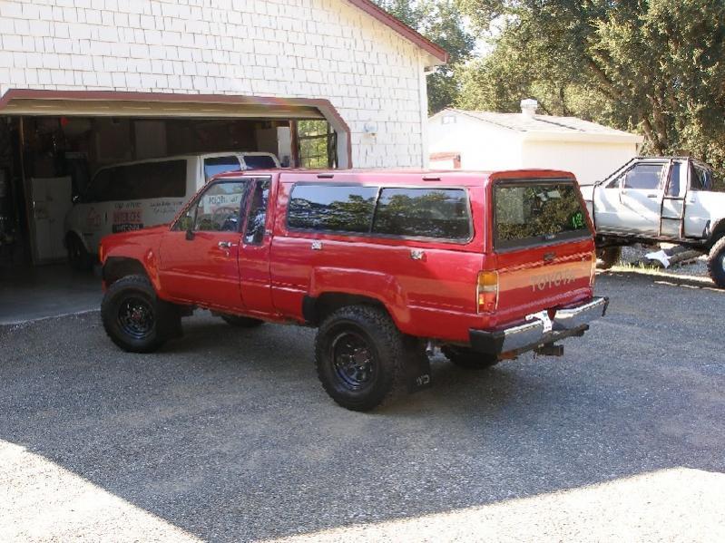 craigslist - 1988 V6 Toyota SR5 Xtracab 4x4 - Nor Cal ...