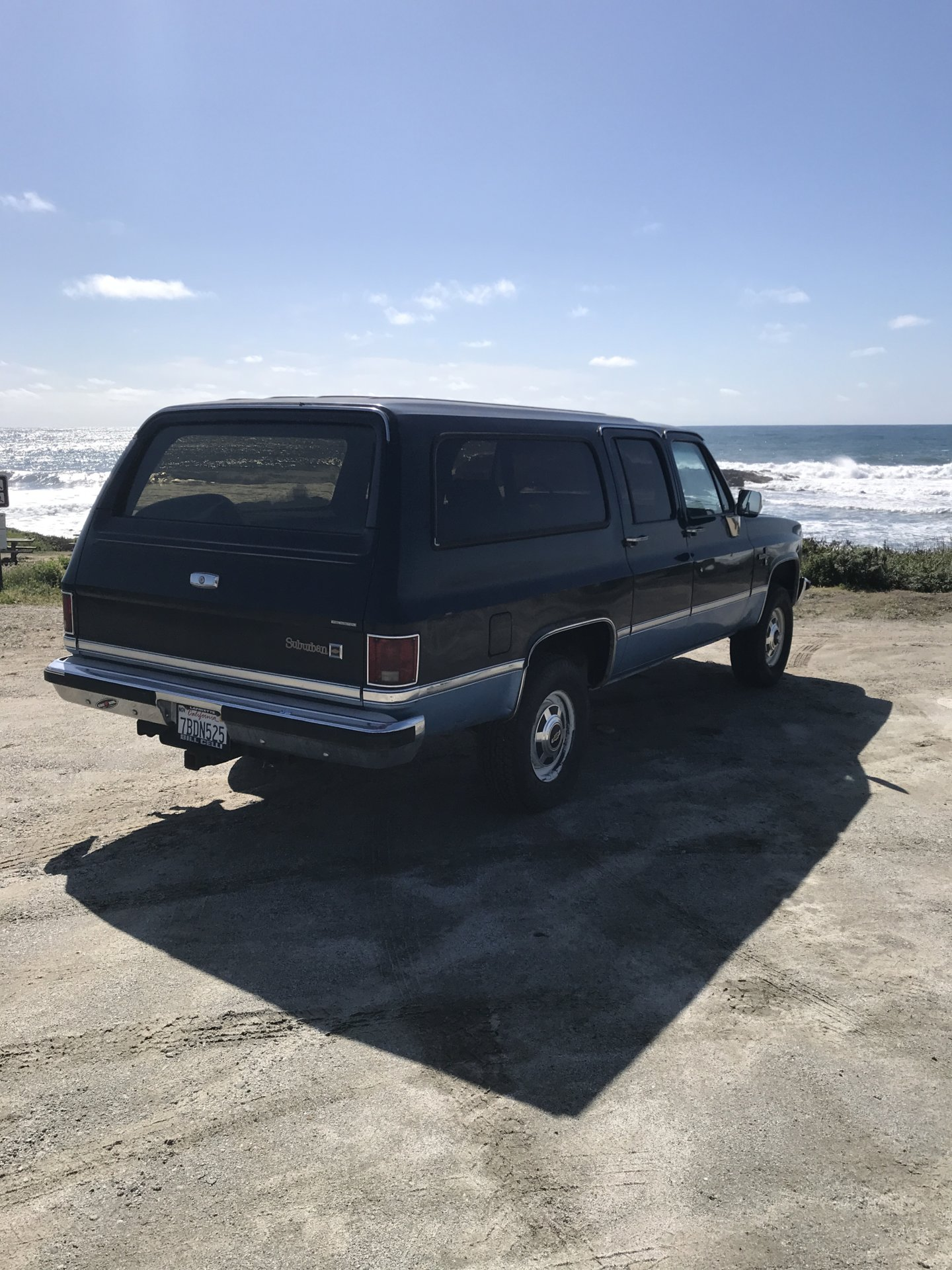 For Sale - 1987 Chevy suburban v20 factory 4spd! 4x4 | IH8MUD Forum
