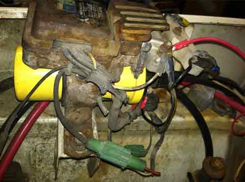 Wiring Nightmare