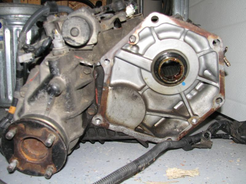 For Sale - 1991 80 series Transfer case - Non-viscous type ...