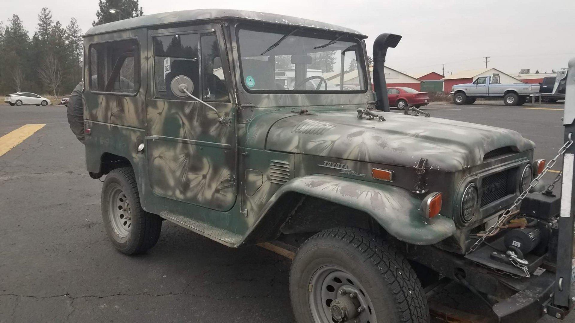 craigslist - Not mine, Spokane. WA '72. $6,500   IH8MUD Forum
