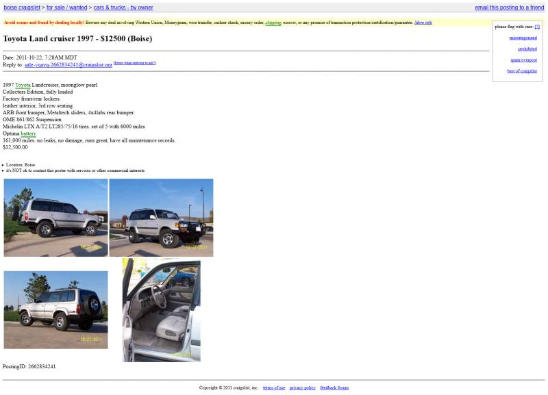Snow Plow Trucks For Sale Craigslist Wisconsin