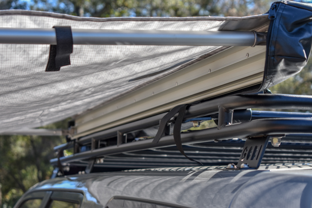 Roof Tent Ideas For An Arb Roof Rack Basket Awning