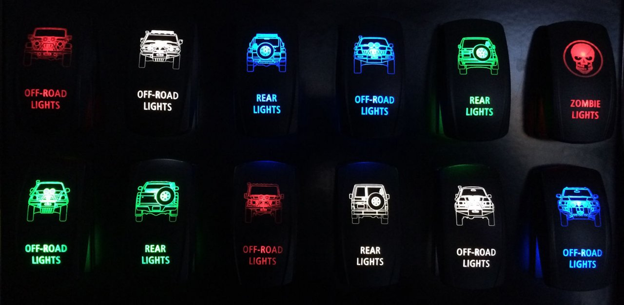 Reverse Lights And On Demand Lighting Wiring Question Ih8mud Forum Off Road Light Diagram No Relay 57dd