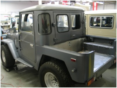 Toyota Albany Ny >> 40 half cab | IH8MUD Forum