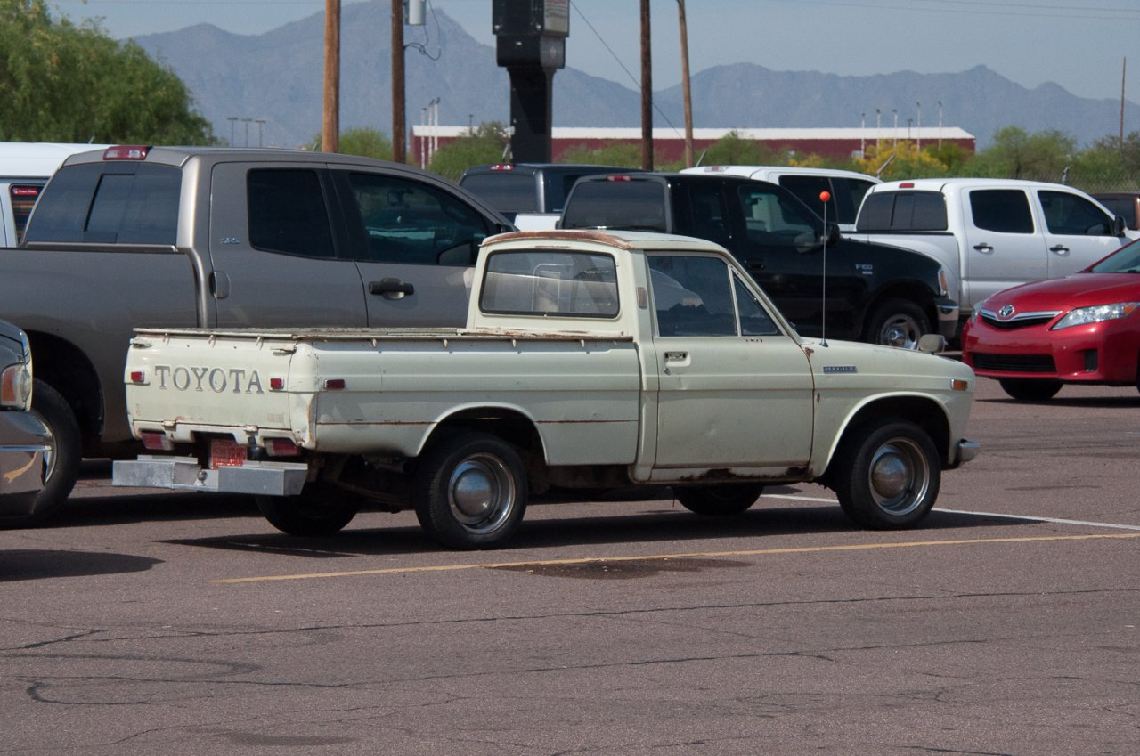spy shots of classic Toyotas | Page 8 | IH8MUD Forum
