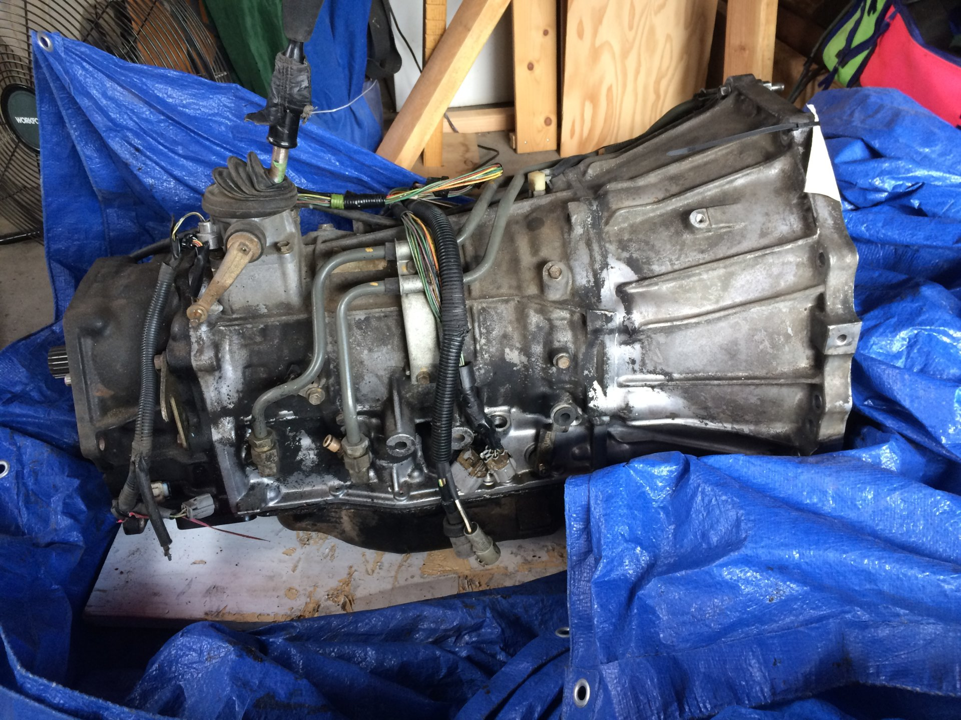 For Sale A442F 1994 used transmission