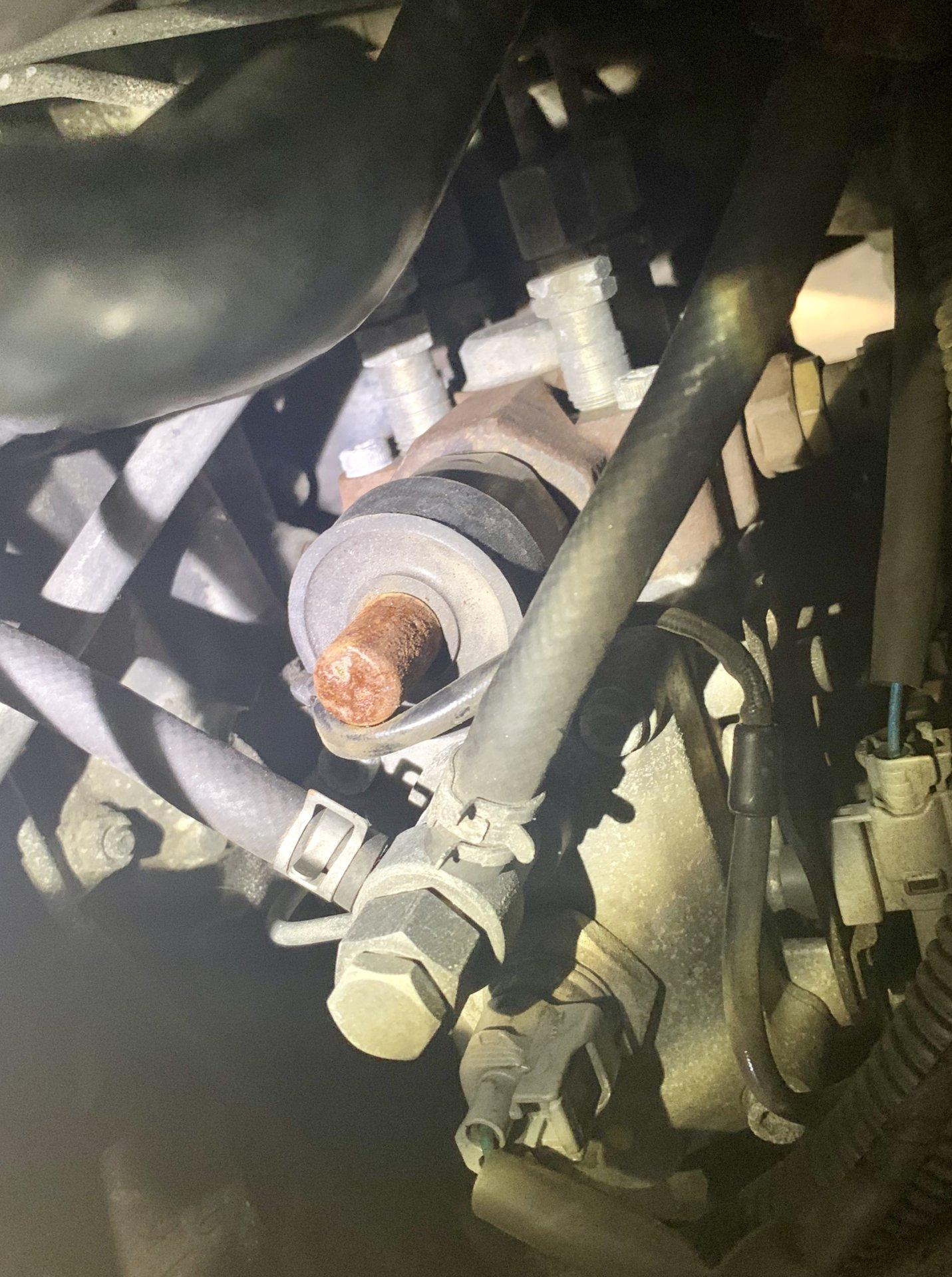 Spill control valve - KZJ78 | IH8MUD Forum