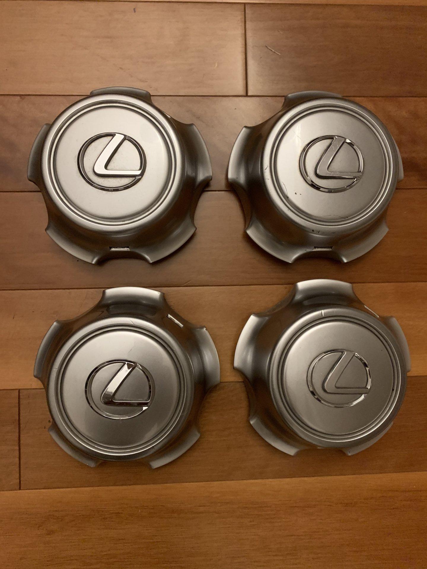 Toyota Gainesville Fl >> For Sale - San Diego: LX470 center caps (4)   IH8MUD Forum