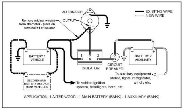 to isolate or not to isolate (dual battery setup) ? ih8mud forum sure power battery separator wiring diagram at edmiracle.co
