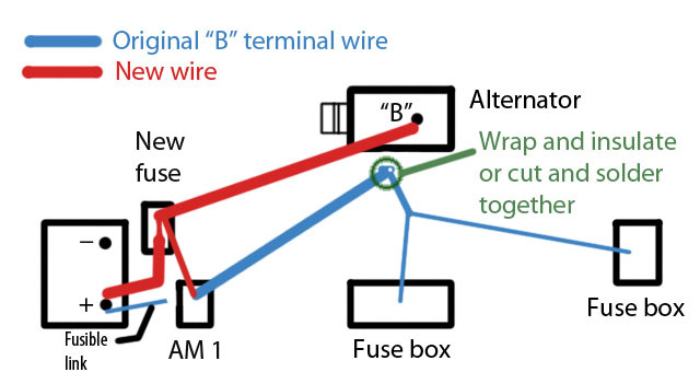 Alternator Wiring Connections Jpg