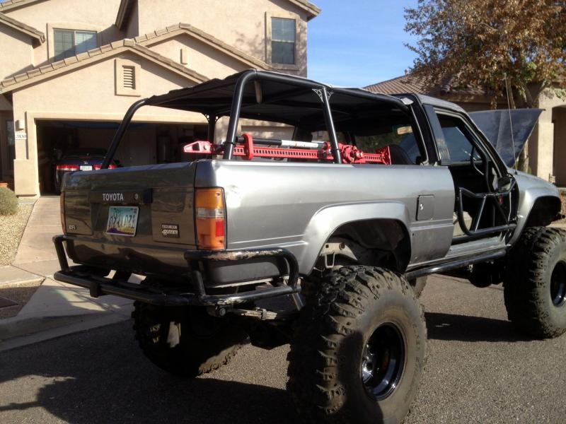 1st Gen 4runner Rear Suspension Advice Sought Ih8mud Forum