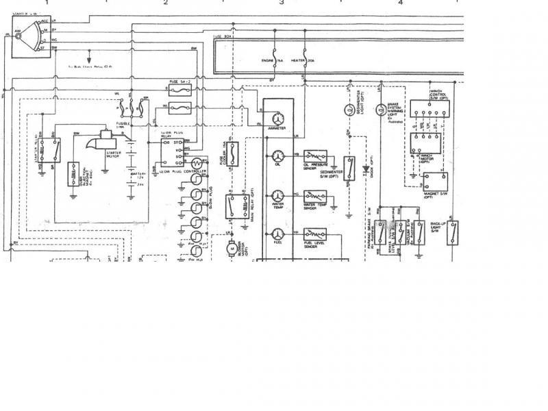fj40 amp gauge test