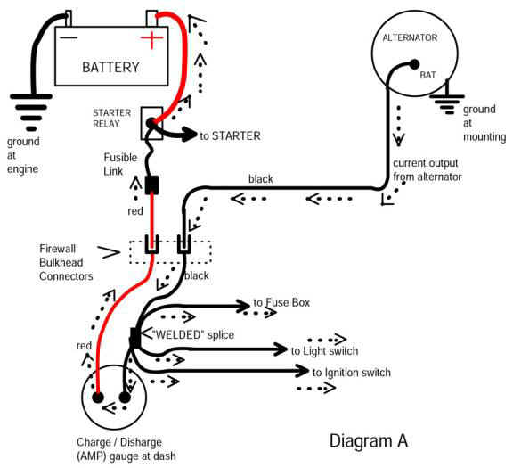 Cs130 Install Questions How To Hook Up Wires besides US5714821 moreover 4 Wire Alternator Wiring Diagram To Plug Zpsscgwvd2y   Within And A additionally Alternator Idiot Light Wiring Diagram together with Lucas 3 Pin Alternator Wiring Diagram Wire Of On Diagrams. on cs130d alternator wiring diagram