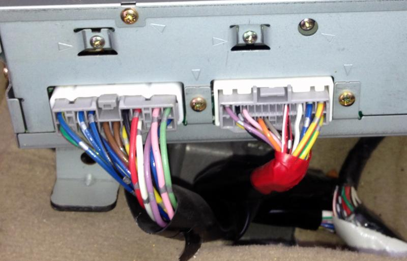 01 LX 470 Radio wiring assistance IH8MUD Forum