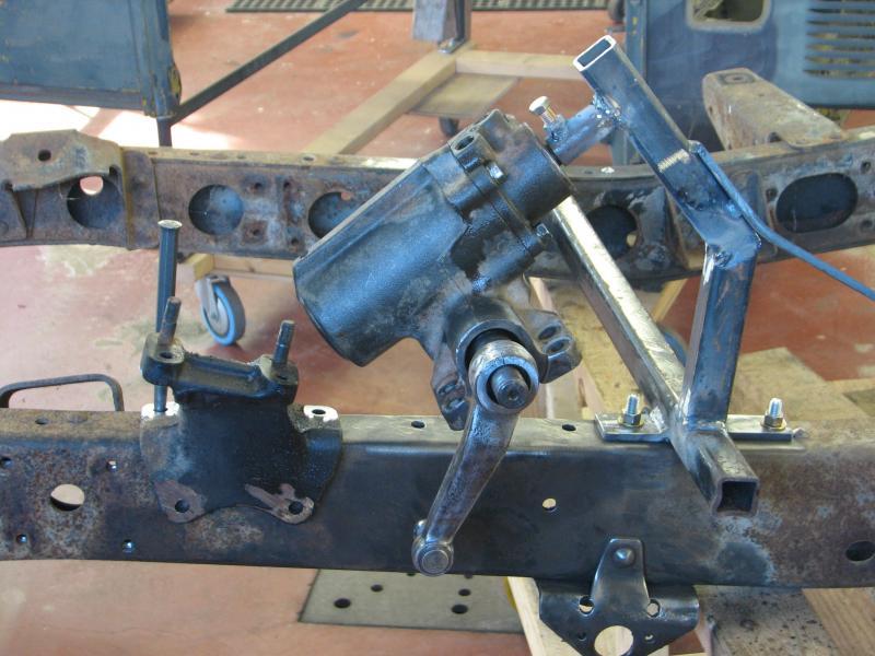 Toyota Mini Truck Power Steering Gearbox Bracket for Toyota FJ55 Land Cruiser