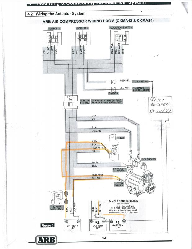 Arb Compressor Switch Wiring Diagram Wiring Solutions
