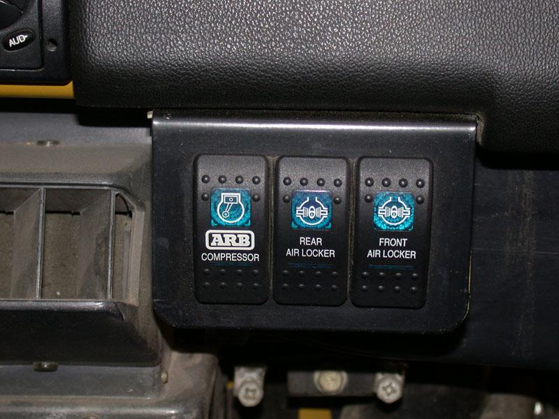 Star Auto Parts >> ARB Switch Bracket | IH8MUD Forum