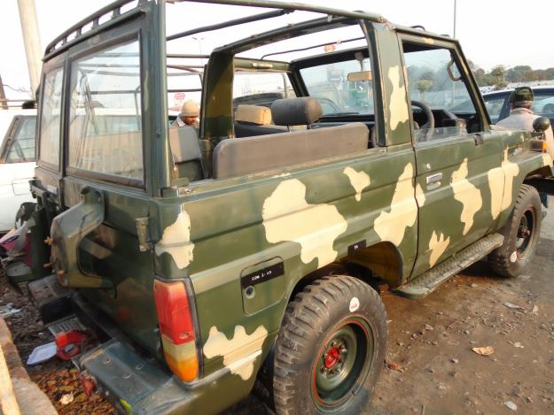 Army Auction Cars For Sale In Pakistan