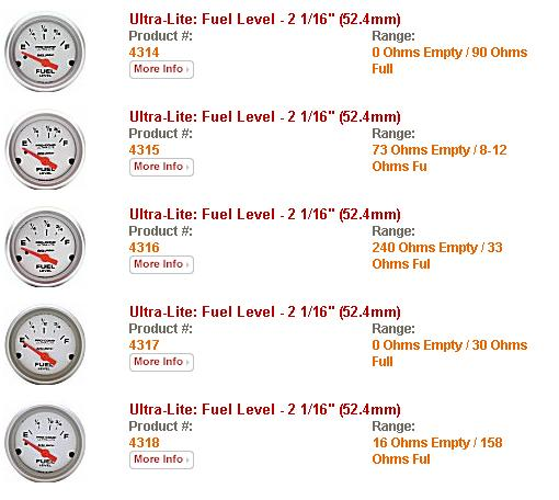 autometer fuel gauge wiring diagram autometer autometer fuel pressure gauge wiring solidfonts on autometer fuel gauge wiring diagram