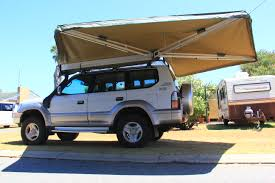 Ostrich Wing Awning - Any Experience?   IH8MUD Forum