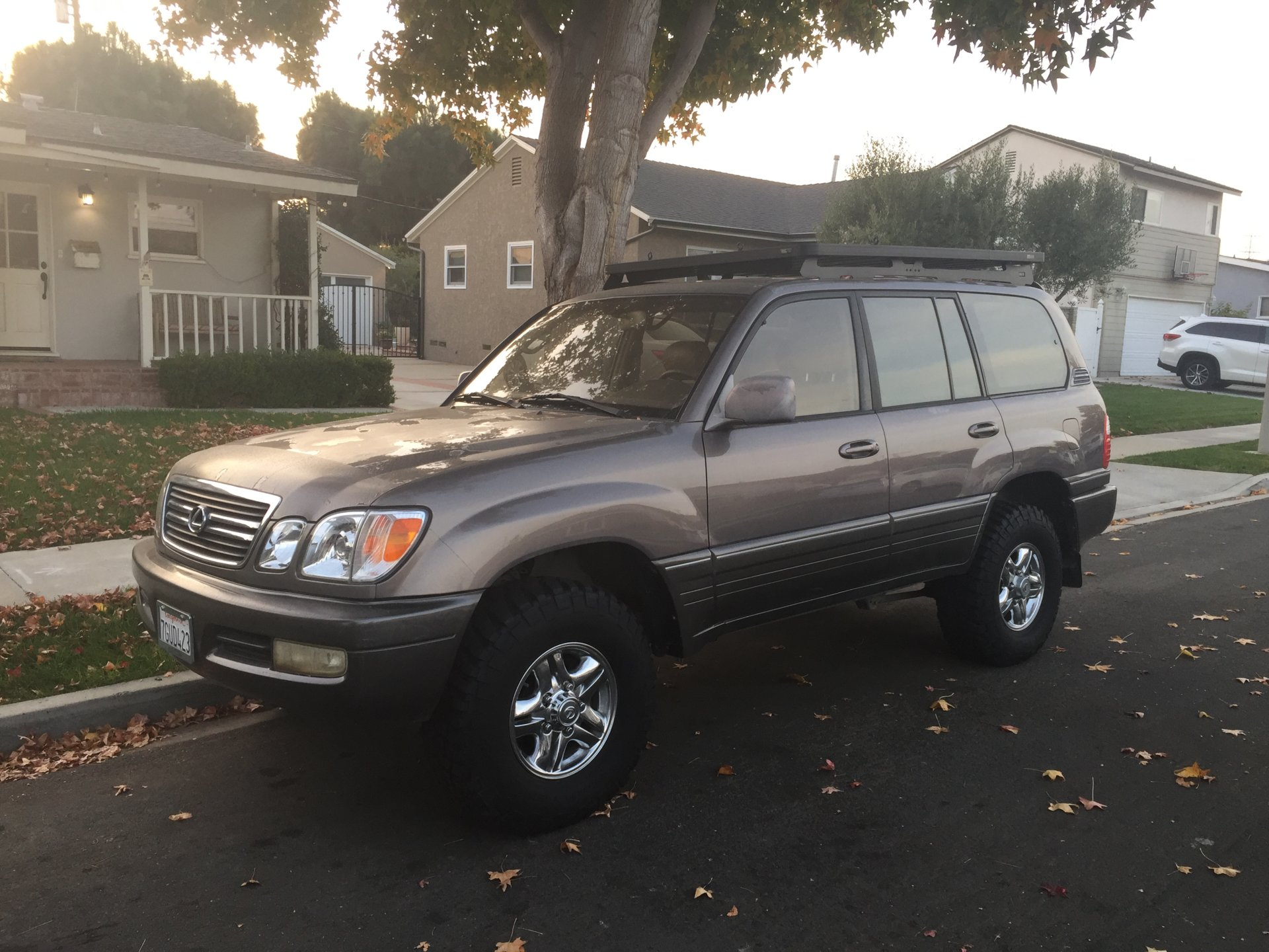 for sale 1999 lexus lx470 trd supercharger needs engine work ih8mud forum 1999 lexus lx470 trd supercharger