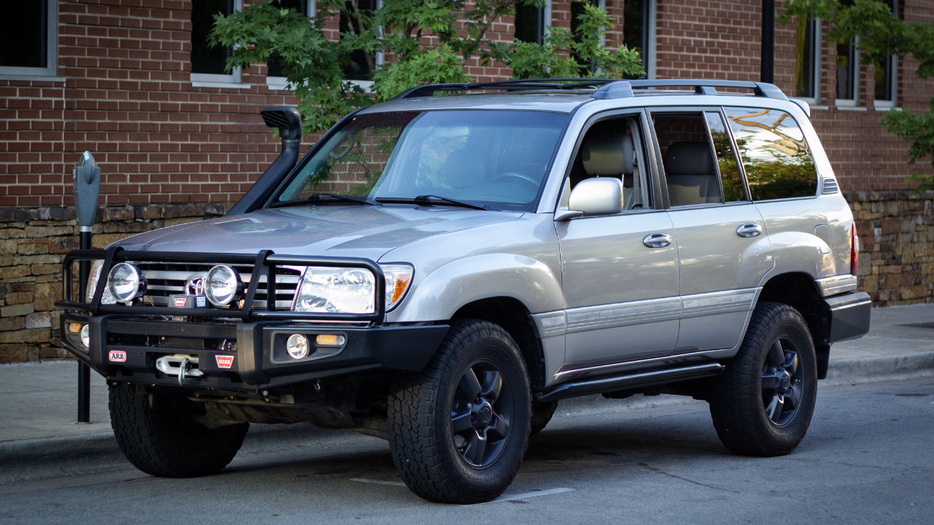 Toyota Fayetteville Ar >> For Sale - AR: Built, Rust free 2006 Toyota Land Cruiser ...