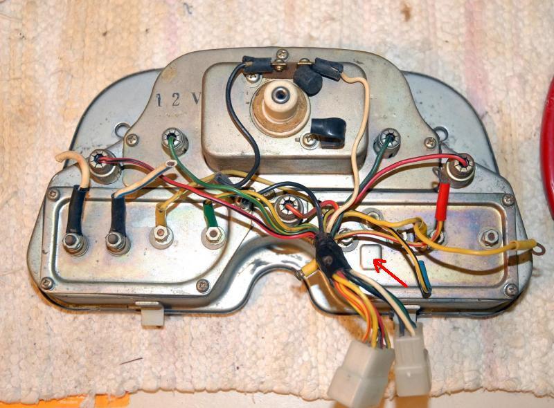 clusters gauges speedo odo meters page 16 ih8mud forum Fuel Gauge Wire Diagram