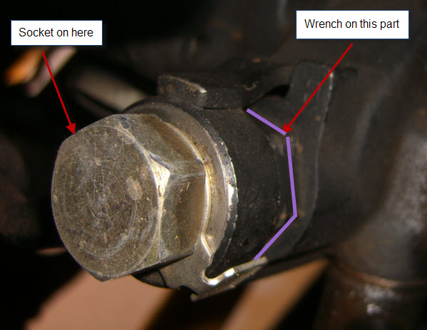 Power Steering Hose Banjo Bolt Fitting Question Ih8mud Forum